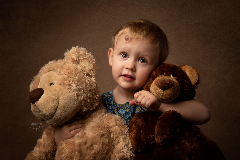 portret dziecięcy Tarnow