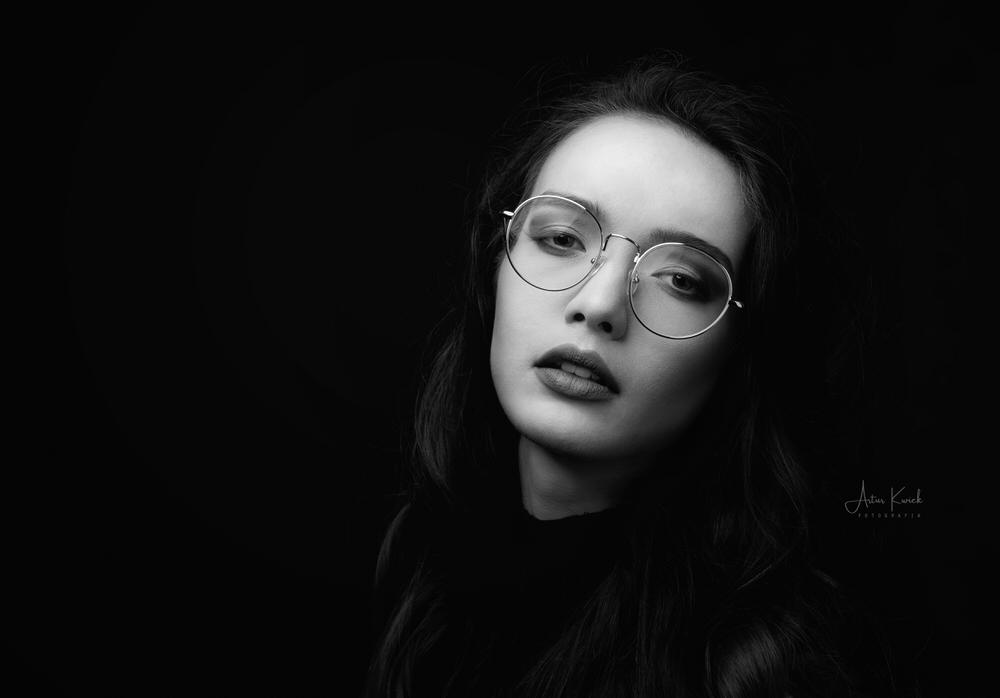 Sesja portretowa wstudio wKrakowie
