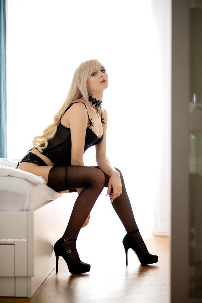 sesja kobieca sensualna w krakowie