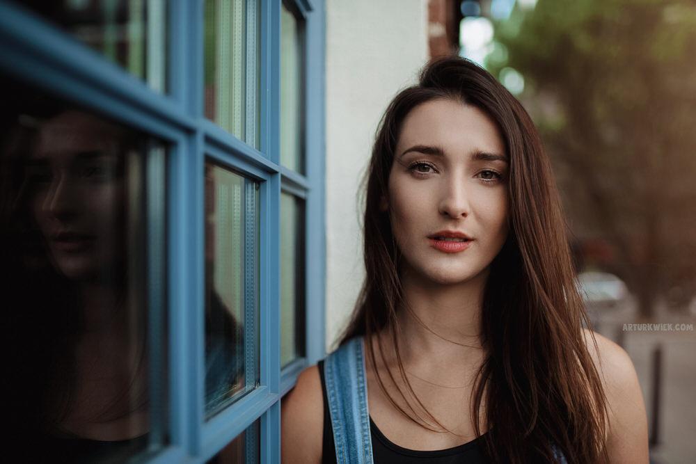portret kobiecy wKrakowie