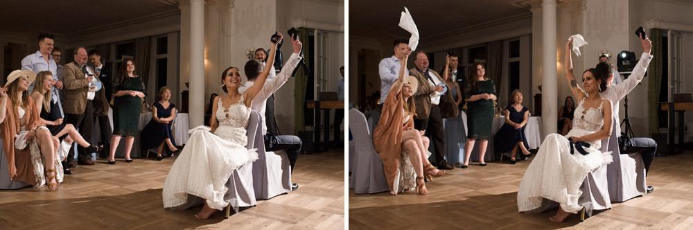 Reportaż ślubny wWarszawie